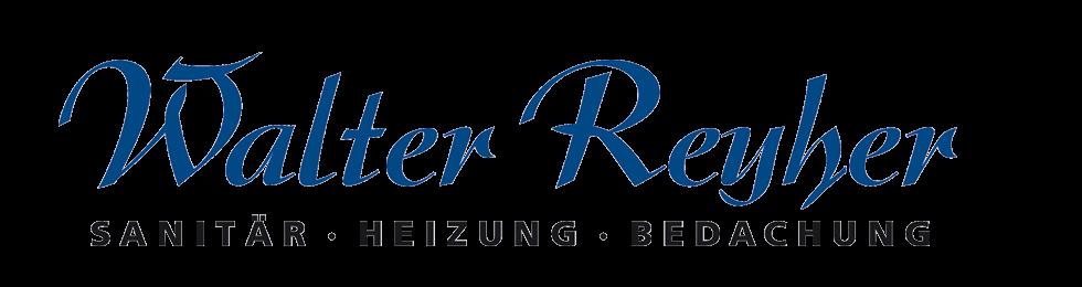 Walter Reyher Signet